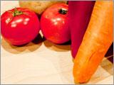 野菜がおいしいと評判の築地御厨、やさい塾