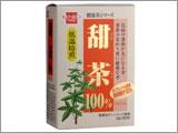 甜茶(てん茶)の成分と選び方